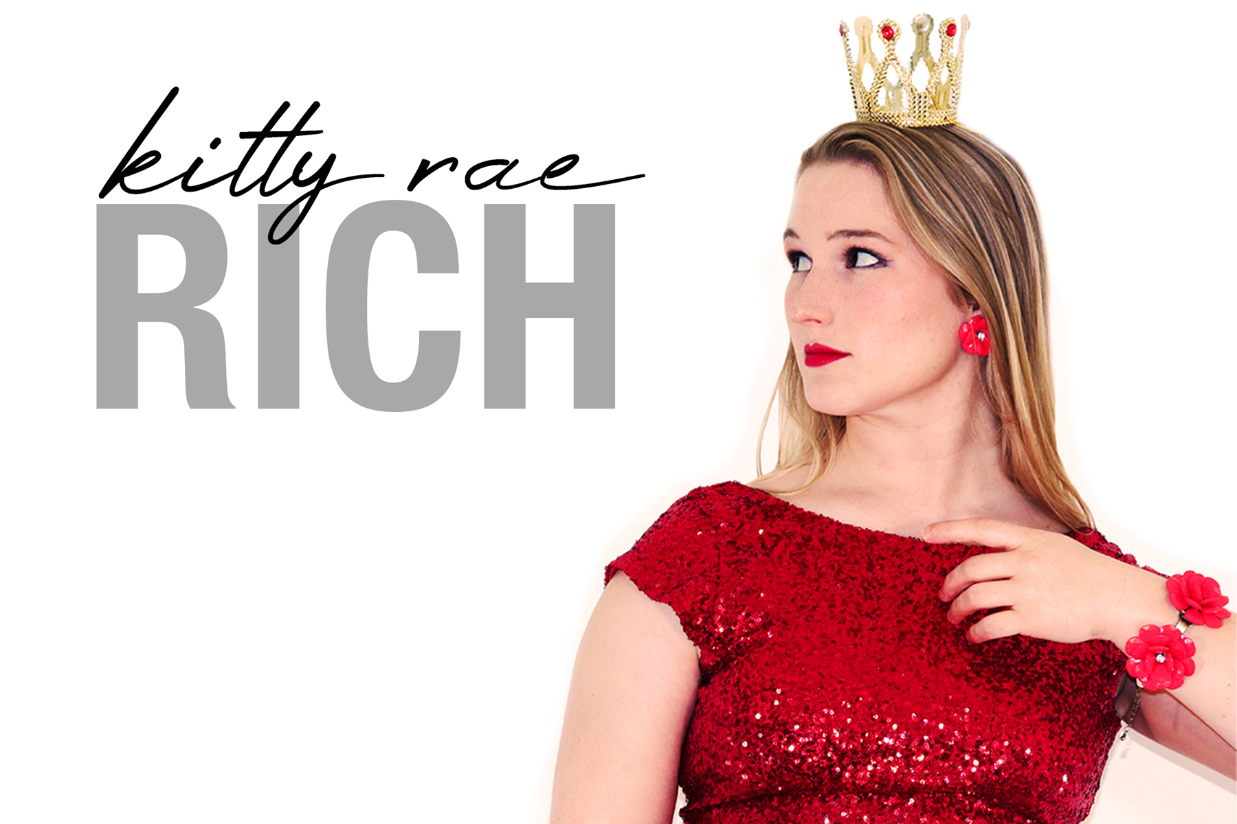 "Kitty Rae Releases New Single ""Rich"""